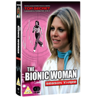 Produktbilde for The Bionic Woman: Series 3 (UK-import) (DVD)