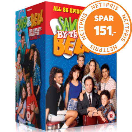 Saved By The Bell: The Complete Series (UK-import) (DVD)