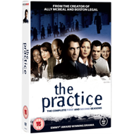Produktbilde for The Practice: Season 1 And 2 (UK-import) (DVD)