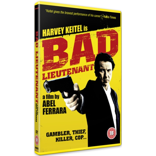Bad Lieutenant (UK-import) (DVD)