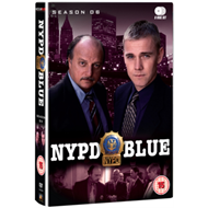 NYPD Blue - Sesong 6 (UK-import) (DVD)