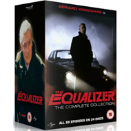 Produktbilde for The Equalizer: The Complete Series (UK-import) (DVD)