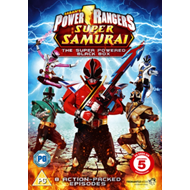 Power Rangers Super Samurai: Volume 1 - The Super-Powered ... (UK-import) (DVD)