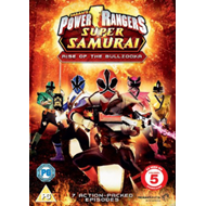 Power Rangers Super Samurai: Volume 2 - Rise Of The Bullzooka (UK-import) (DVD)