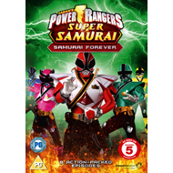 Power Rangers Super Samurai: Volume 3 - Samurai Forever (UK-import) (DVD)