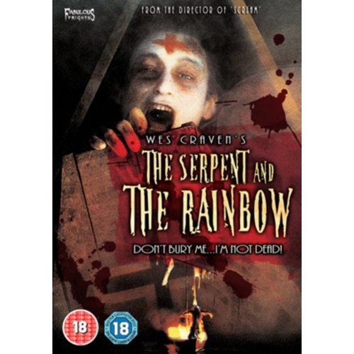 The Serpent And The Rainbow (UK-import) (DVD)