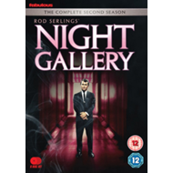 Night Gallery: Season 2 (UK-import) (DVD)