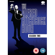Produktbilde for The Alfred Hitchcock Hour: Season 2 (UK-import) (DVD)