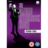 Produktbilde for The Alfred Hitchcock Hour: Season 3 (UK-import) (DVD)