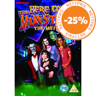 Produktbilde for Here Come The Munsters (UK-import) (DVD)