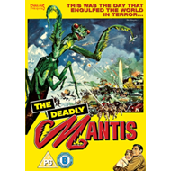 Produktbilde for The Deadly Mantis (UK-import) (DVD)