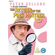 Produktbilde for The Return Of The Pink Panther (UK-import) (DVD)