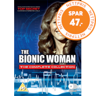 Produktbilde for The Bionic Woman: The Complete Series (UK-import) (DVD)