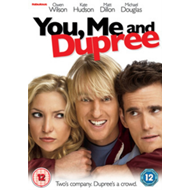 Produktbilde for You, Me And Dupree (UK-import) (DVD)