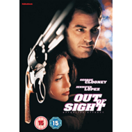 Produktbilde for Out Of Sight (UK-import) (DVD)