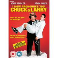 I Now Pronounce You Chuck And Larry (UK-import) (DVD)
