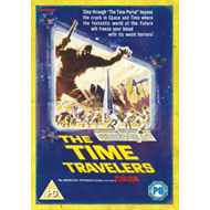 Time Travelers (UK-import) (DVD)