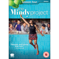 Mindy Project: Season 4 (UK-import) (DVD)