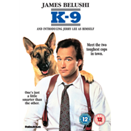 Produktbilde for K-9 (UK-import) (DVD)