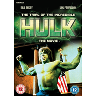 Produktbilde for The Trial Of The Incredible Hulk (UK-import) (DVD)