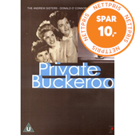 Private Buckaroo (UK-import) (DVD)