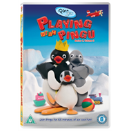Pingu: Series 4 - Volume 2 - Playing With Pingu (UK-import) (DVD)