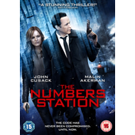 Produktbilde for The Numbers Station (UK-import) (DVD)