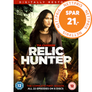 Produktbilde for Relic Hunter: Season 1 (UK-import) (DVD)