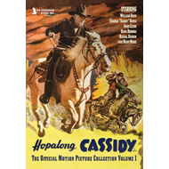 Hopalong Cassidy: The Official Motion Picture Collection Volume 1 (DVD)