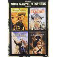 Produktbilde for Most Wanted Westerns - The 4-Movie Collection (DVD - SONE 1)