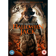 Legend Of Halloween Jack (UK-import) (DVD)
