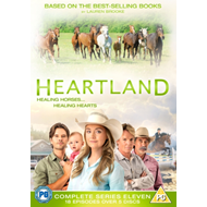 Heartland - Sesong 11 (UK-import) (DVD)