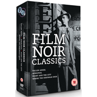 Produktbilde for Film Noir Classics (UK-import) (DVD)