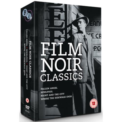 Film Noir Classics (UK-import) (DVD)