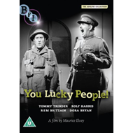 You Lucky People (UK-import) (DVD)
