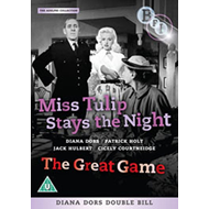 Produktbilde for Miss Tulip Stays The Night/The Great Game (UK-import) (DVD)