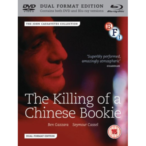 The Killing Of A Chinese Bookie (UK-import) (DVD)