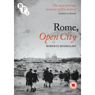 Rome, Open City (UK-import) (DVD)