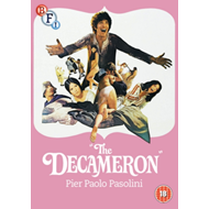Produktbilde for The Decameron (UK-import) (DVD)