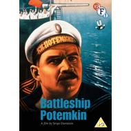 Produktbilde for Battleship Potemkin (UK-import) (DVD)