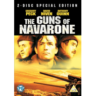 Produktbilde for The Guns Of Navarone (UK-import) (DVD)