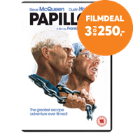Produktbilde for Papillon (UK-import) (DVD)
