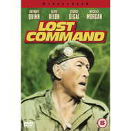 Produktbilde for Lost Command (UK-import) (DVD)