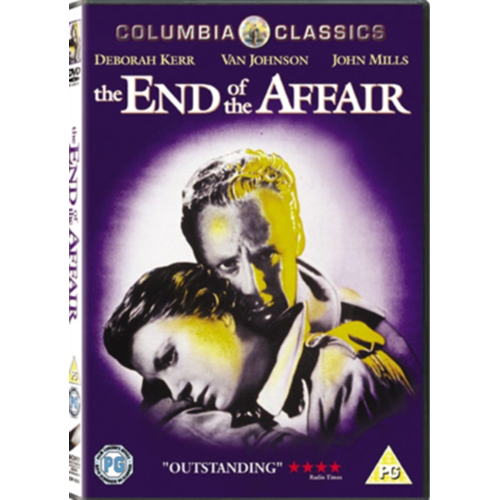 The End Of The Affair (UK-import) (DVD)