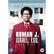 Roman J. Israel, Esq. (UK-import) (DVD)