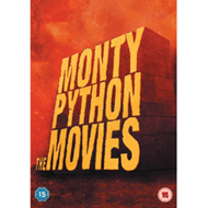 Monty Python: The Movies (UK-import) (DVD)