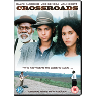 Produktbilde for Crossroads (UK-import) (DVD)