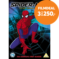 Produktbilde for Spider-Man: The Animated Series - The Complete First Season (UK-import) (DVD)