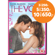 Produktbilde for The Vow (UK-import) (DVD)