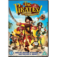 Pirates! In An Adventure With Scientists (UK-import) (DVD)